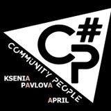 Ksenia Pavlova - April mix