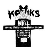 Dj Hell @ K O M I K S - Abaton Prag - 25.05.2018