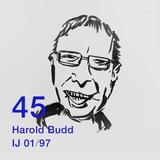 Harold Budd's Invisible Jukebox January 1997