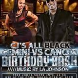 Cj All Black Cancer Vs Gemini Promo Mixtape