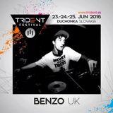 VIBEZ - BENZO - Trident Festival 2016 Promo Mix