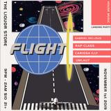 FLIGHT-LANDING PARTY @ The Liquor Store PDX- RAP CLASS