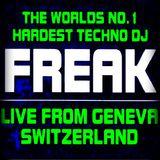 Dj Freak - Live in Geneva (Hard Of Hearing - 1997)