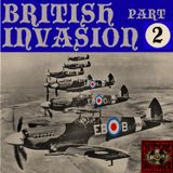BRITISH INVASION pt 2!