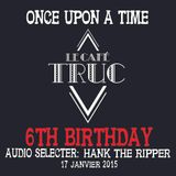 CAFE TRUC - 6TH BIRTHDAY PARY