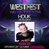 Westfest 2016 HDUK Promo Mix #7 - Mark EG