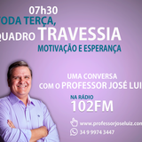 TRAVESSIA#98 - QUASE - PROFESSOR JOSÉ LUIZ