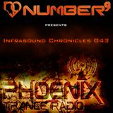 Number9 - Infrasound Chronicles 043