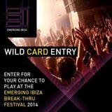 Emerging Ibiza 2014 DJ Competition by Uri Mood