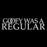 Goofy was a regular
