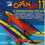 """Open Mix 11 """"Cara A"""". 1991. Fernando Empalmes, José Manuel Tijeras."""