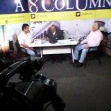 A 8 Columnas Radio 16-05-2016 2/2 Debate Político Gerardo Antúnez - Enrique Parra