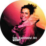 Meggy - Suol Radioshow #003 [05.13]