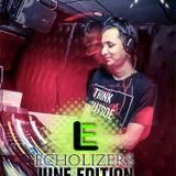 Echolizers June '17 Edition By Dj Abhyjeet