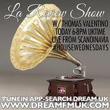 La Review Show W/ Thomas Valentino Live From Scandinavia