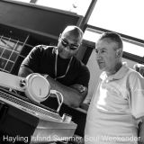 Steve Wren & Ronnie Herel at Hayling Island 2014