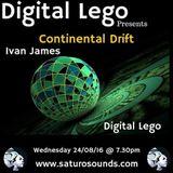 Digital Lego Continental Drift 2