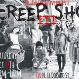 live @ 1850 creep show 10/14/17