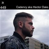 Tsugi Podcast 449 : Cadency aka Hector Oaks