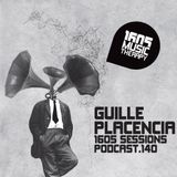 1605 Podcast 140 with Guille Placencia