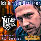 MELLOW MARK at ICH BIN EIN BERLINER 2.11.2018 multicult.fm