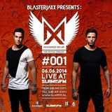 Blasterjaxx - Maxximize On Air 001 2014-06-07