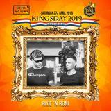 Rice 'n Roni @ Technostate Kingsday 2019
