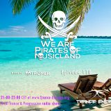 Strömer pres. We are Pirates of MusicLand 110 exclusivle on Trance Energy Radio [26.04.2015]