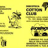 DJ Yano - 5° Compleanno Cotton Club 1989