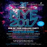 The NYE End Of Year Shellinz Mix - Mixed By Mista Stretch