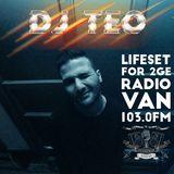 DJ Teo lifeset for Two Guys Enterprise radioshow 19.05.2016