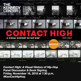 CONTACT HIGH AT THE KENNEDY  CENTER NOVEMBER 2018