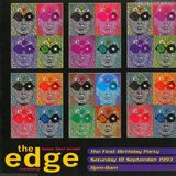 Fabio The Edge 'First Birthday' 18th Sept 1993