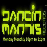 Dj RoB Bianche - Dancin Mantis Records Show 18 UB Radio Bangkok 04-11-2013