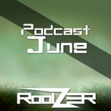 Podcast June by @rooizermusic