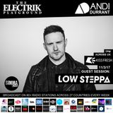 Electrik Playground 11/3/17 inc Low Steppa Guest Session