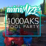 1000AKS Pool Party 07-22-2017 Liveset
