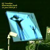 DJ Taucher - @bermuda funk 10 jan 2009 pt 1