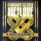 "Jaydee & Frank Zolex at ""10 Years Age Of Love"" (Antwerpen) - 23 February 2018"