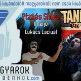 Pizzás Show 20151001 - Tankcsapda UK Tour 2015 interjú