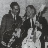"Jimmie Webster & Chet Atkins play the ""Project-O-Sonic"" stereo guitar"