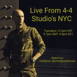 Tommy Bones - Live From 4-4 Studio's NYC 04.10.18