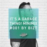 IT´S A GARAGE THING! MINIMIX 001