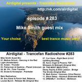 Airdigital - Trancefan Radioshow #283 2017-01-20 [incl. Mike Smith guest mix]