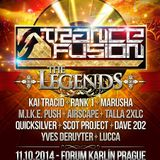 Talla 2XLC – Live @ Trancefusion The Legends (Prague) – 11-OCT-2014