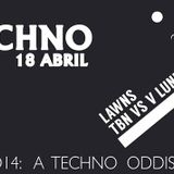 LAWNS ESTRATECHNO 18.04.2014 ( Techno Set )