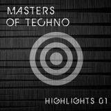 Masters of Techno [Highlights 01]