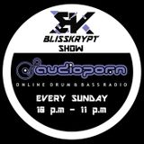 "Blisskrypt ''All D&B Show"" on Audioporn FM (29/11/15)"