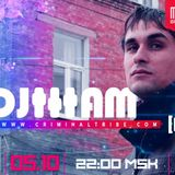 Molotov Cocktail #045 - DJ AM [RUS] guest mix (05.10.17 Criminal Tribe Radio)
