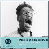 Peek A Groove 21st January 2017